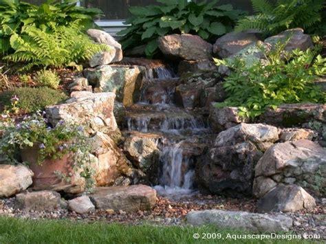 backyard pondless waterfalls pondless waterfall water features pinterest