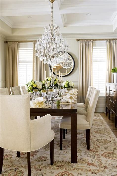 Formal Dining Room Curtains Inspiration Formal Dining Room Lightandwiregallery