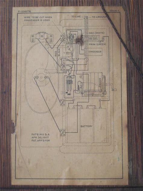 western electric 302 wiring diagram western get free