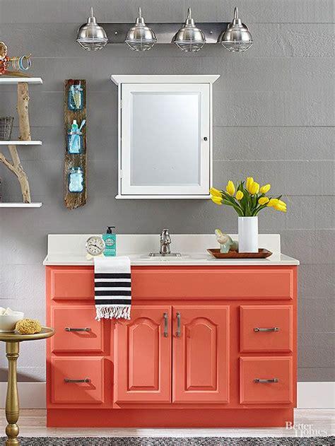 orange bathroom cabinet 17 best ideas about orange bathrooms on pinterest orange
