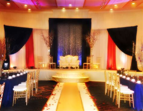 design event usa majestic wedding stages by professional party planners