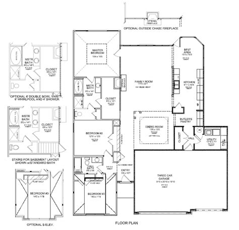 ball homes floor plans ball homes manhattan expanded floor plan