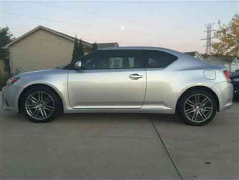 scion tc base coupe 2 door 2012 new tires installed at