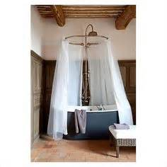 roll top bath shower curtain roll top bath with shower curtain and rail idea blissful bathrooms roll top bath