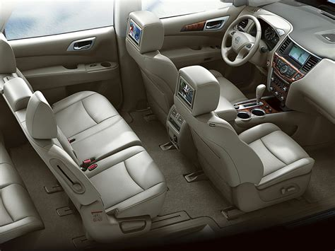 2014 Nissan Pathfinder Interior by 2014 Nissan Pathfinder Price Photos Reviews Features