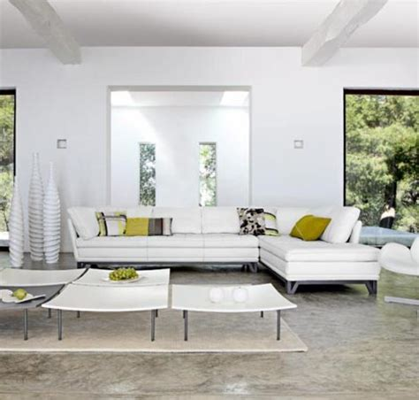 modern white living room furniture colorful furniture sets for creative living room interiors