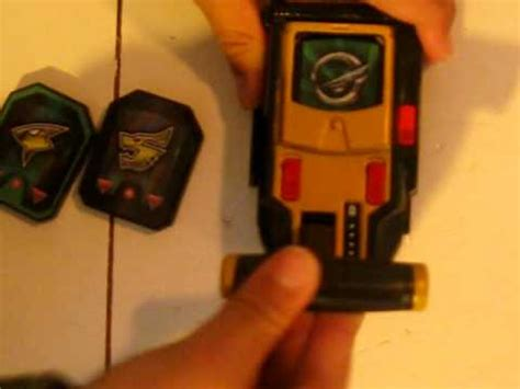 How To Make A Paper Power Ranger - power rangers rpm rev morpher review