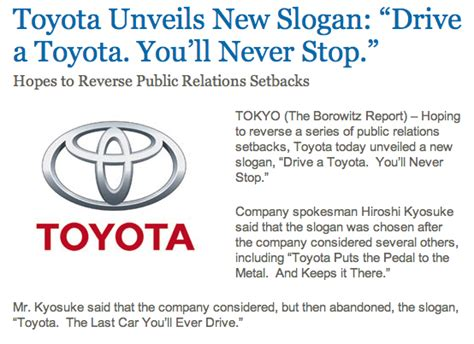 toyota slogan toyota slogan pixshark com images galleries with a