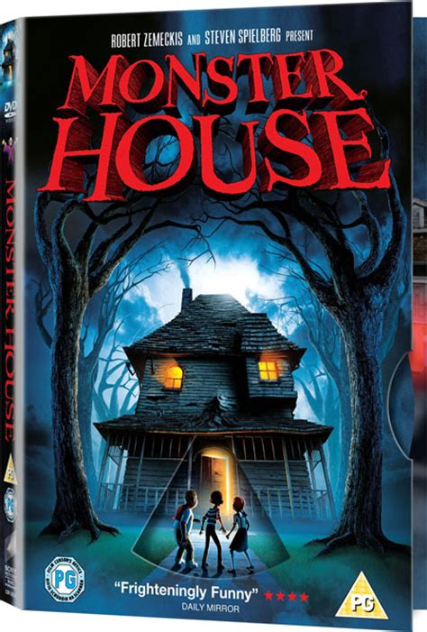 movie monster house monster house movie monster house 2006 movie review film essay monster house movie