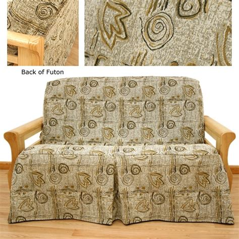 skirted futon covers melody skirted futon cover buy from manufacturer and save