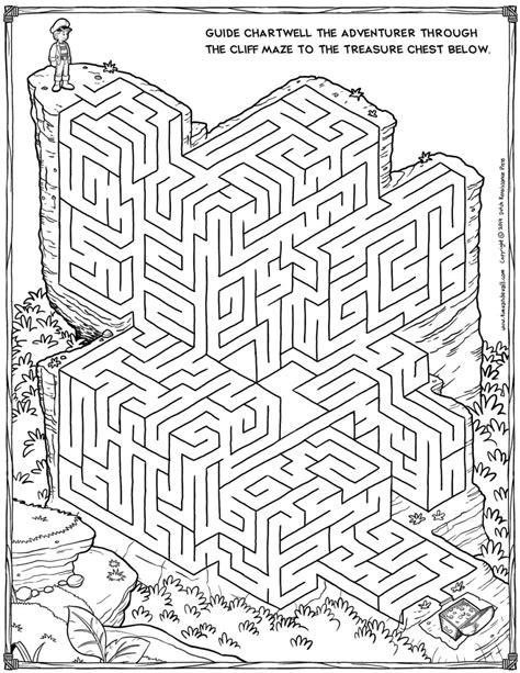 Mazes Printable