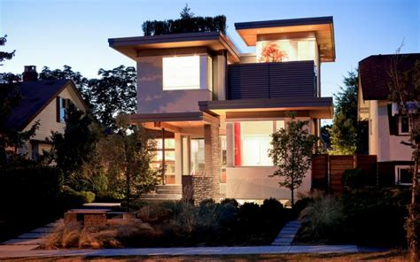 eco friendly vancouver home