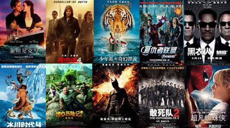 film romantis hollywood recommended top 10 movies screened in china in 2012 china org cn