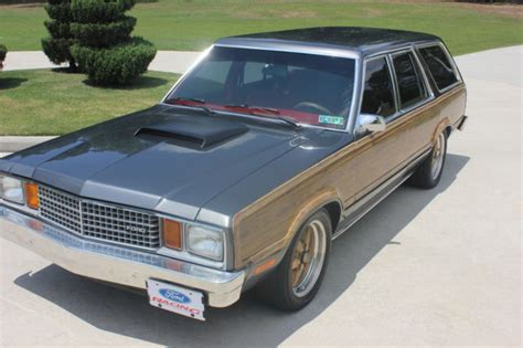 Ford Fairmont For Sale 1978 Ford Fairmont Wagon For Sale Photos Technical