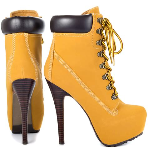 timberland boots with high heels timberland high heels shop for timberland high heels on