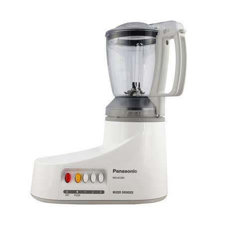 Blender Panasonic Mx panasonic mixer grinder mx ac300 transcom digital