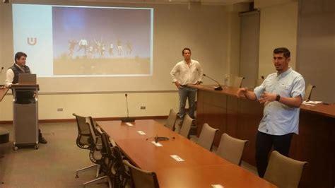 Mba Ufm by Estudiantes De Ufm Mba Presentan Proyectos De Negocios