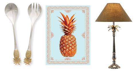 pineapple home decor popsugar home australia