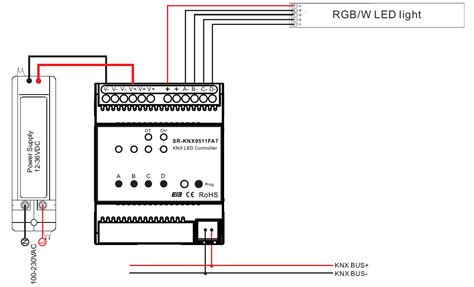 dmx decoder wiring further led controller diagram rgb led
