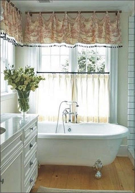 bathroom window valance ideas 7 specialty window treatment ideas for the bathroom