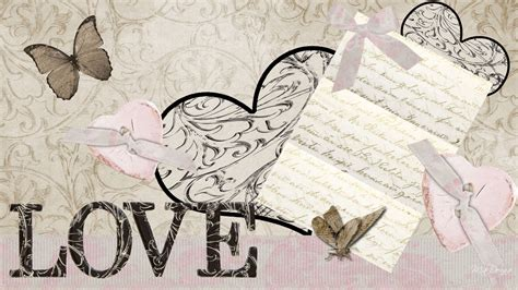 i love vintage vintage love wallpaper