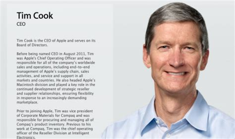 apple executives tim cook sends message to apple employees quot nothing is