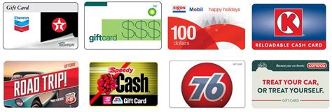 Gas Station Gift Cards - save on select gas station gift cards from ebay exxon bp texaco more kollel