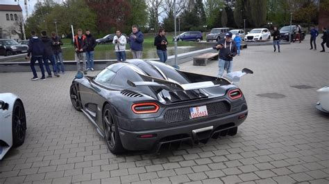 koenigsegg road koenigsegg one 1 on road sounds