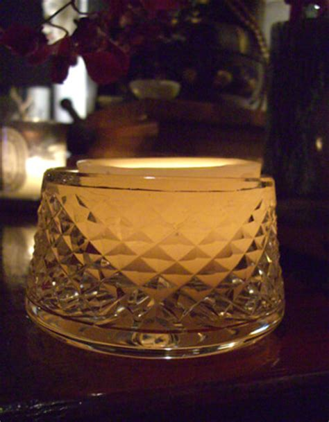 floating reusable 3 quot hollow wax luminary butterscotch