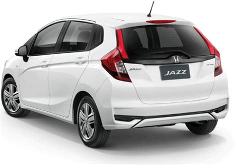 Honda Jazz Led Package Front Grill All New Jazz Drl Diskon 2018 honda jazz facelift debuts in thailand auto