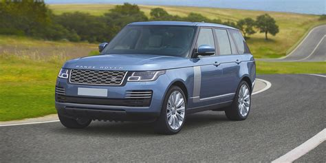 range rover price uk 2018 range rover facelift price specs release date carwow
