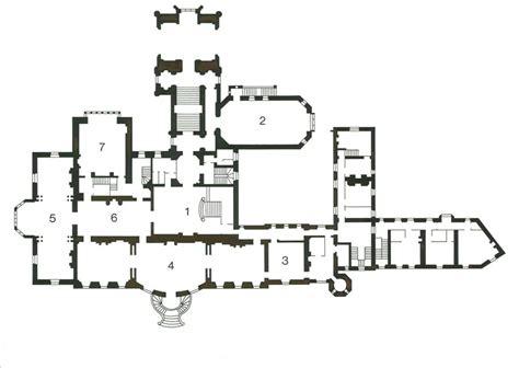 Glamis Castle Floor Plan   floor plan of glamis castle google search great