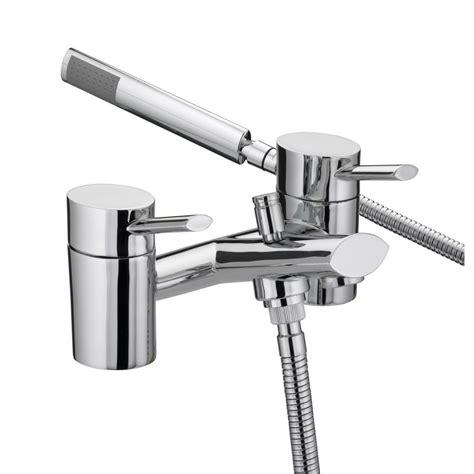 bristan oval bath shower mixer ol bsm c - Bristan Bath Shower Mixer
