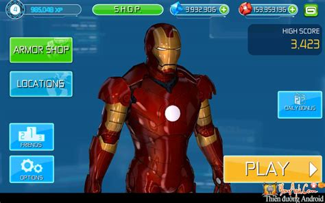 iron man 3 game for android mod iron man 3 hacked game người sắt iron man 3d cho android
