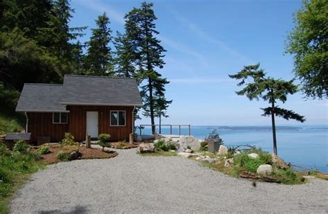 San Juan Island Cabin Rental by Orcas Island Getaway Suitcase Will Travel