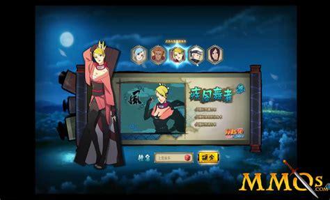 naruto online game review mmos com