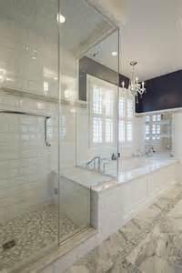 enclosed shower benefits of glass enclosed showers homesfeed