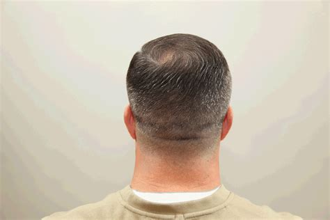 back of head hair is long men work with imperfections to create balanced men s haircuts