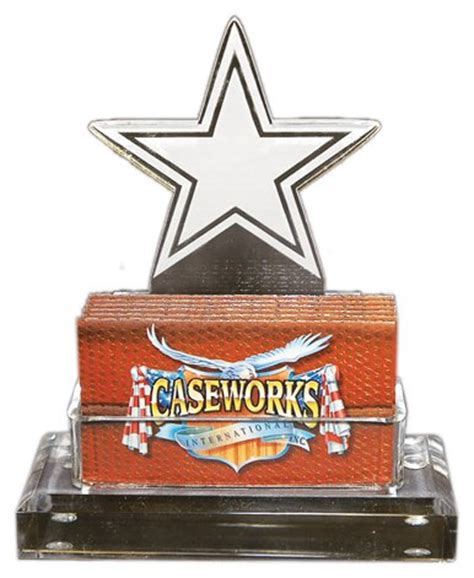 Cowboys Gift Card - nfl dallas cowboys business card holder in gift box at amazon com