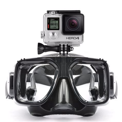 Berapa Kamera Gopro 3 by Mount Tempered Glass Lens Dive Underwater