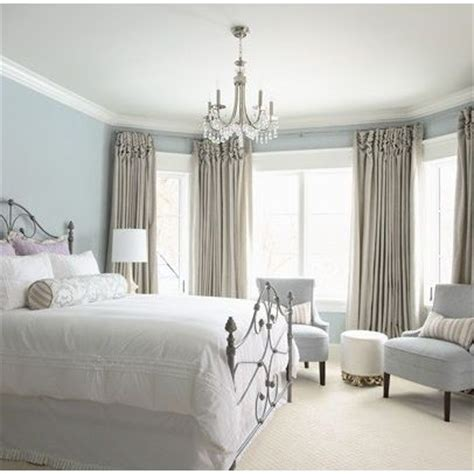 benjamin silver gray bedroom 2135 60 summer shower blue benjamin sublime decor