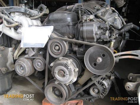 Toyota Hiace Engine Toyota Hiace 2004 2rz Engine 2 4lt For Sale In