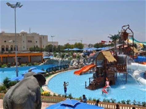 theme park yasmine hammamet aqualand hammamet erlebnisbad in hammamet parkscout de