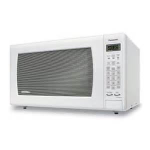 home depot microwaves countertop panasonic 2 2 cu ft countertop microwave in white nn