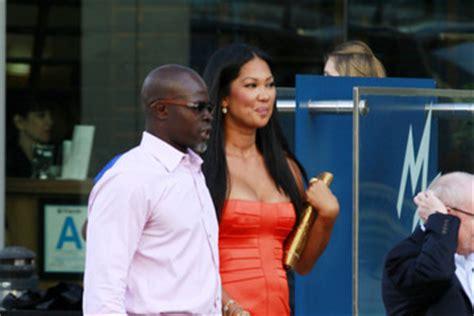 Kimora Simmons New Boyfriend Dijimon Hounsou 3 by Djimon Hounsou Pictures Photos Images Zimbio