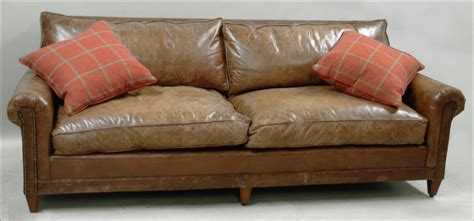 ralph lauren leather sofa 1674172
