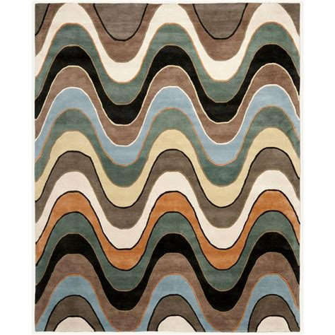 area rugs 8 x 8 safavieh wyndham multi 8 ft x 10 ft area rug wyd410a 8 the home depot
