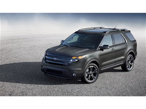 2015 Ford Explorer Prices Reviews Ford Explorer 2015 Review Pictures And Prices U S News Best Cars