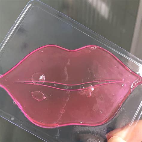 Collagen Lip Mask jessleonh pilaten collagen lip mask review