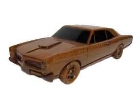 Wood Pontiac 1967 67 Pontiac Gto Rod Sports Car Mahogany